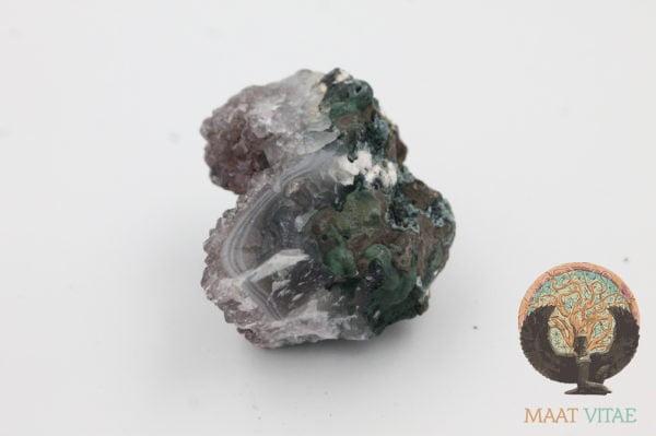 Améthyste - Boutique de pierres uniques et équitable Maât Vitae - AME8