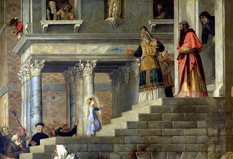 Titien — Gallerie dell'Accademia, Venice