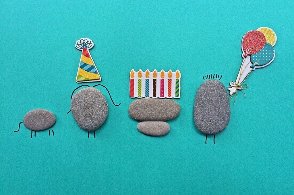 Bon anniversaire avec les pierres naturelles (lithothérapie) Maât Vitae