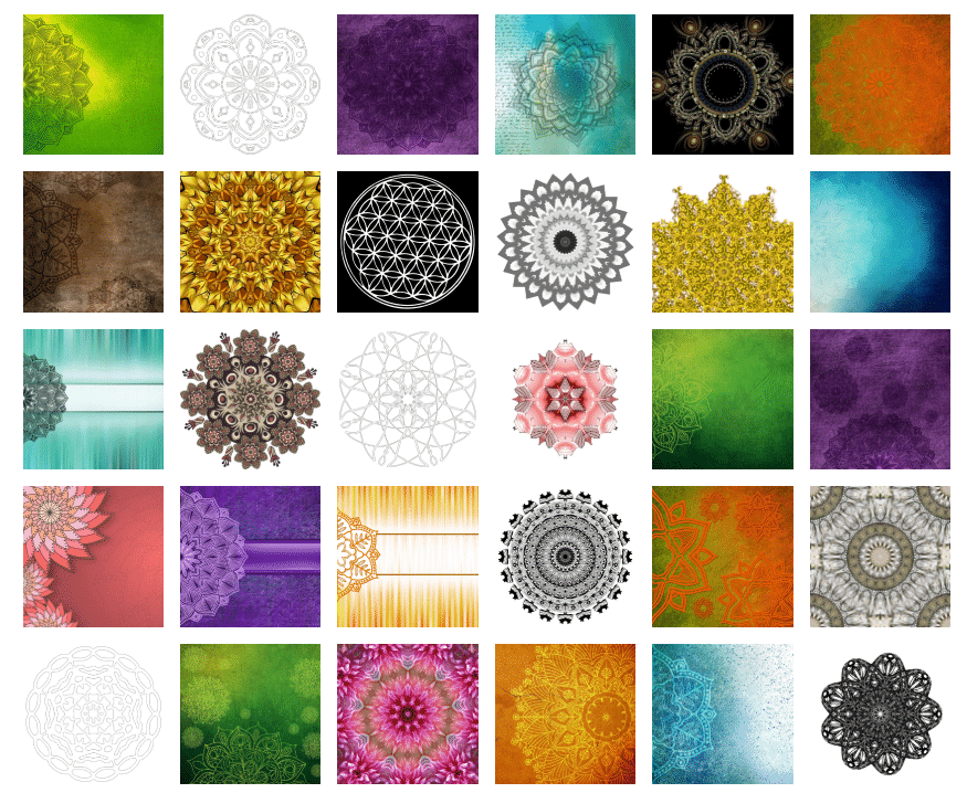 Choix de sa pierre naturelle par la couleur